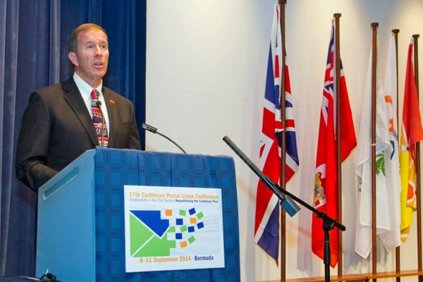 Federation represented at 17th Annual Caribbean Postal Union (CPU) Conference