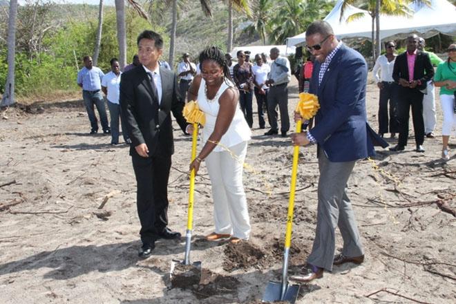 Construction for US$20 million Candy Resort Villa Development commences on Nevis