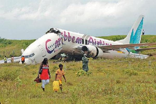 Pilot error caused 2011 plane crash in Guyana, says report