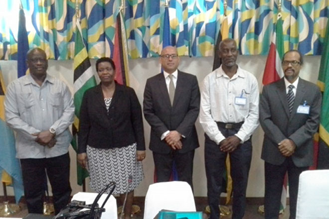 Caribbean urged to reverse decline in aquaculture at Grenada meeting