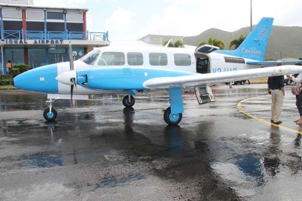 New airlift to Nevis via Antigua opens up collaborative opportunities for tourism officials