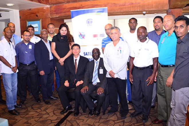 CTU hosts regional satellite communications workshop in Trinidad