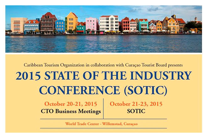 Region's premier tourism conference in Curacao to focus on growth through innovation