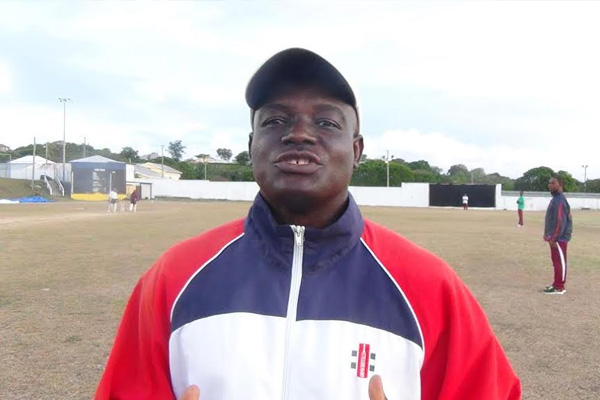 Carl Tuckett-Nevis ready to defend trophy