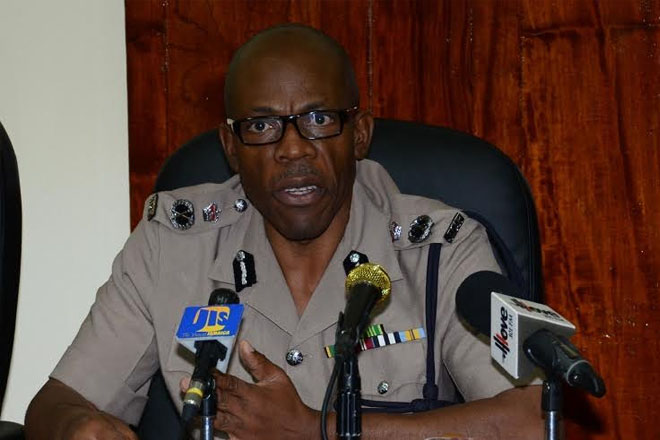 Government Senator calls for Jamaica's police chief to resign