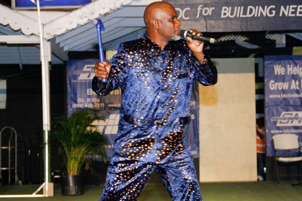 Calypso King in Uproar on Facebook