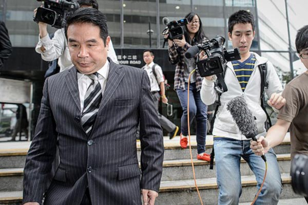 Birmingham City owner Carson Yeung jailed for money laundering