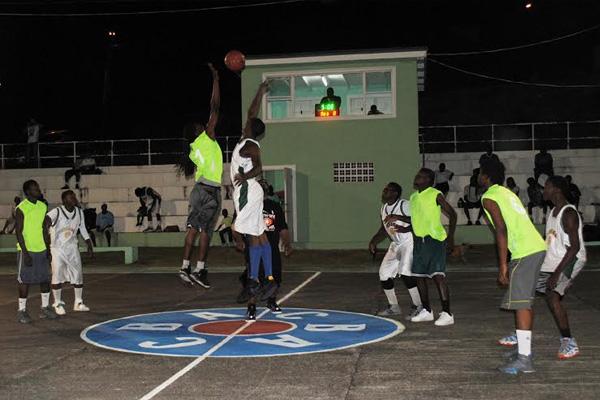 Development Bank Challengers Exodus Basketball League opens