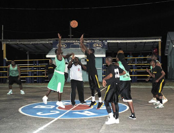 Lions and Bad Boyz early leaders in Development Bank Challengers Exodus Basketball League