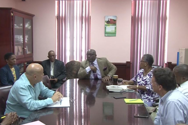 PM Harris urges civil partners to educate members on personal responsibility to improve security environment