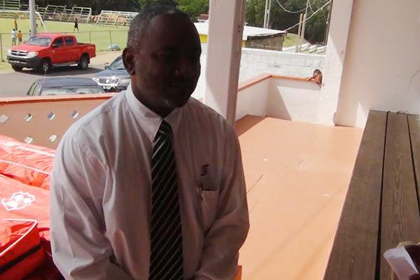 Primary Schools on Nevis Receive Kiddies Cricket Kits