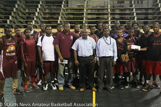 St. Pauls wins $1000 cash in Inaugural SKNABA Charles Morton Knockout Tournament