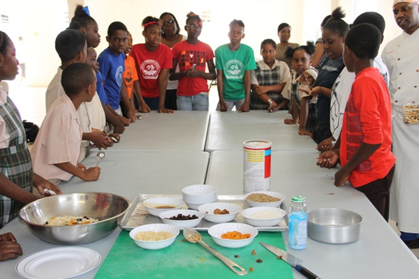 Charlestown Primary students to benefit from healthy choice meals demonstration