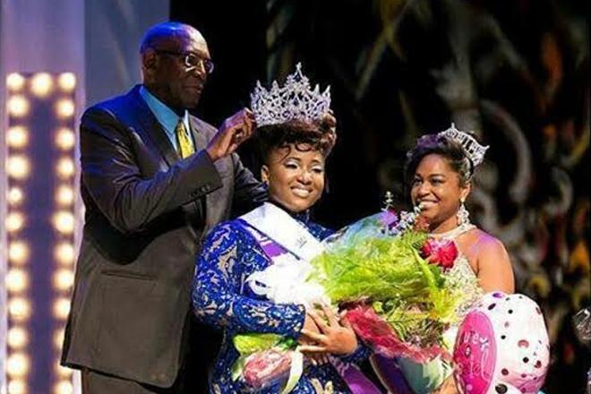 Kittitian wins Miss UVI