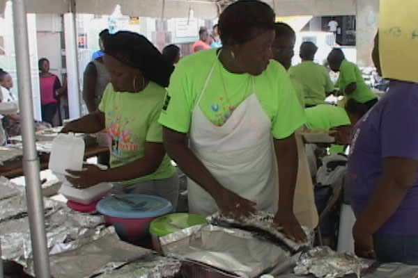 Child Month Food Fair nourishes young minds