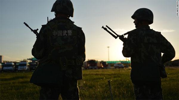 China dramatically revises death toll in Xinjiang violence