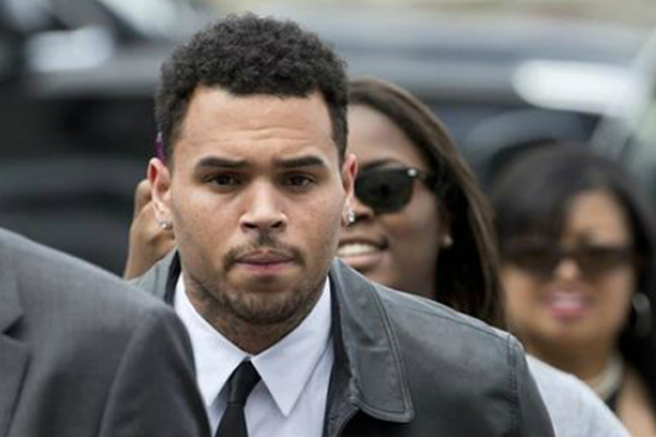 Chris Brown due back in DC court for plea hearing