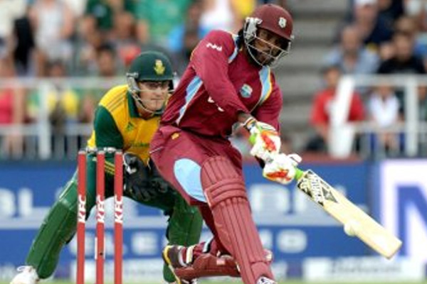 Gayle leads West Indies in record chase