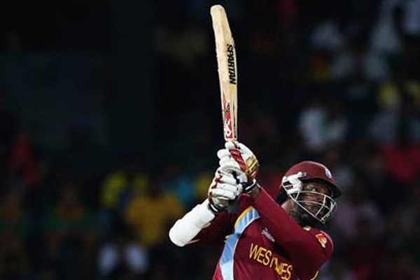 Gayle plans to score big in India