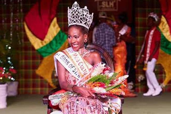 Clayticia Daniel Crowned Miss Culture 2016