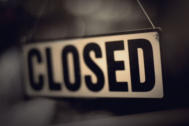 Update: Closures Due To Tropical Storm Danny