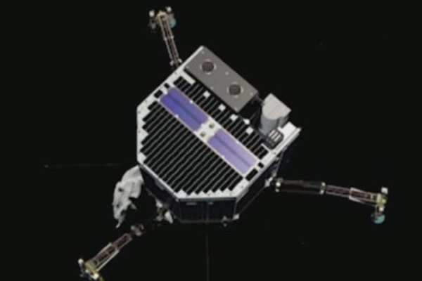 Rosetta mission: Philae lander is on its way for comet touchdown