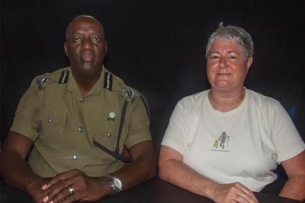 St. Kitts-Nevis Police pursue International Standing