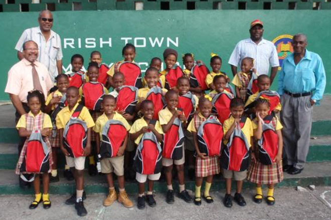 McKnight Group Donates School Supplies to Students