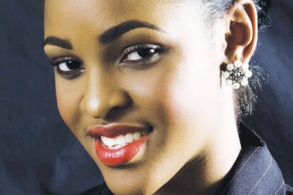 Reigning Miss Caribbean Tourism Arrives