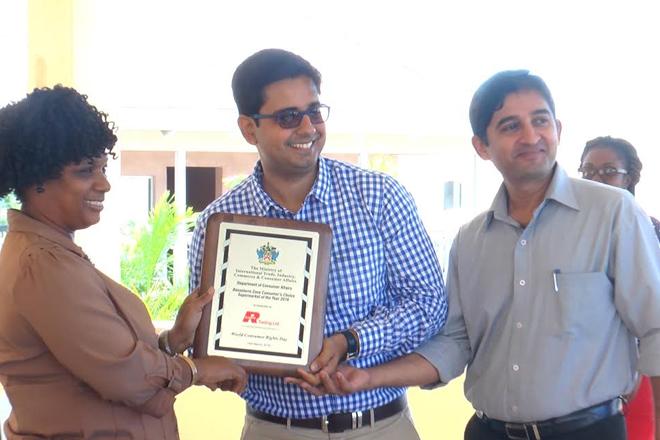 Consumer Affairs hosts appreciation ceremony