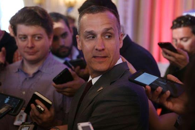 Donald Trump aide charged with assault