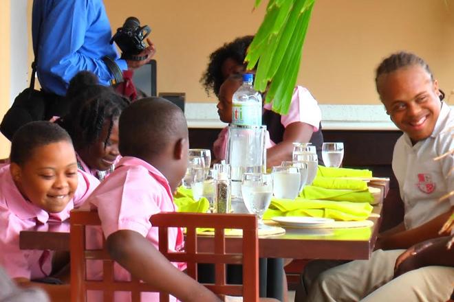 Cotton Thomas observes World Down Syndrome Day