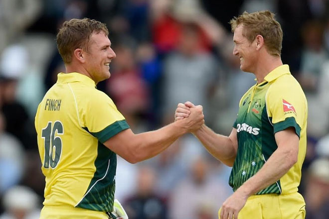Australia cruise to 3-2 series win