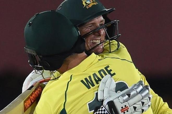 Australia beat Sri Lanka to secure ODI series victory