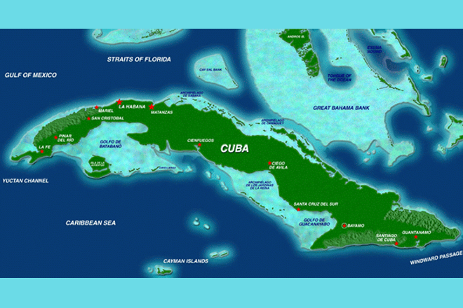 First batch of Cuban migrants to leave Costa Rica next week