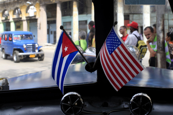 Figures show US/Cuba trade hit decade low last year