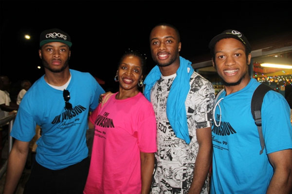 The UK Invasion arrives in Nevis for Culturama 40 and Homecoming Celebrations; Tourism Minister welcomes group