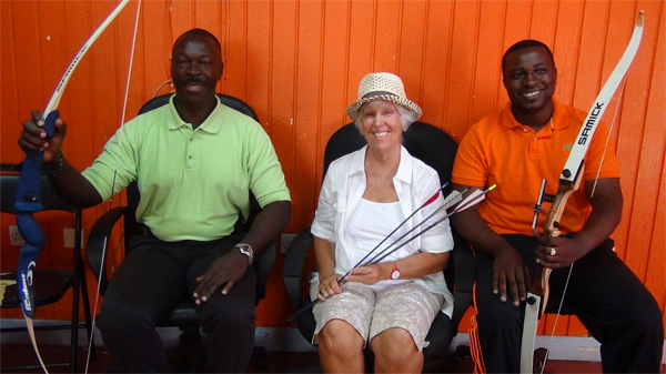 Nevis Archery Association Hosts 1st competition