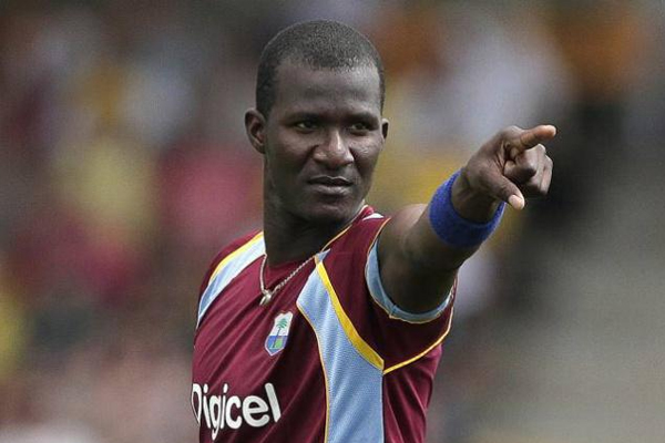 Sensational Sammy leads Windies to 6-wicket Twenty20 win over Australia