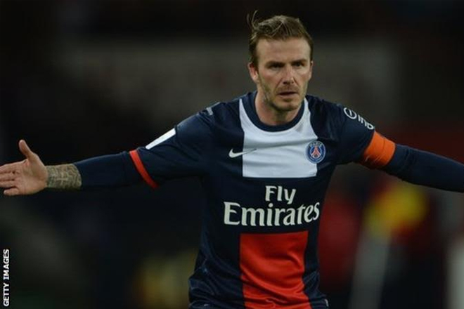 David Beckham's Miami MLS side in PSG talks