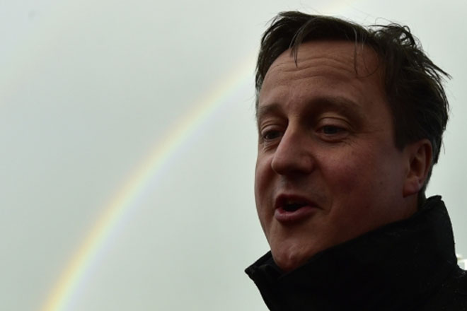 UK's Cameron savours his greatest victory