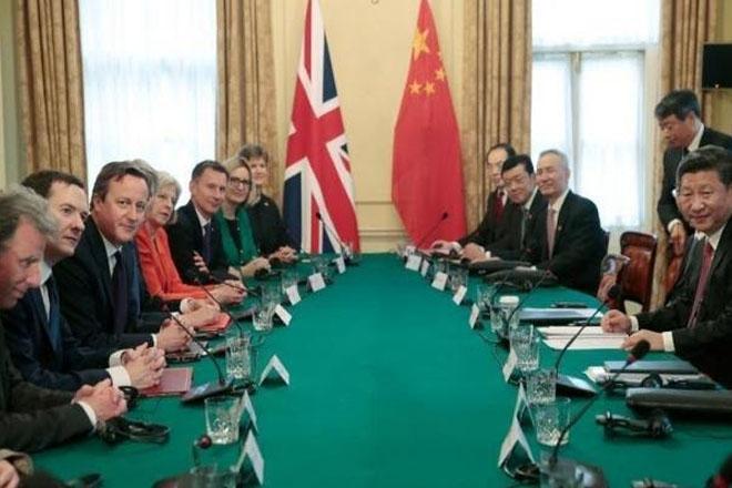 China's Xi Seals Landmark Multi-Billion-Dollar Nuclear Deal in Britain