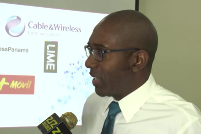 Cable and Wireless Hosts Technology Tour in St. Kitts Nevis