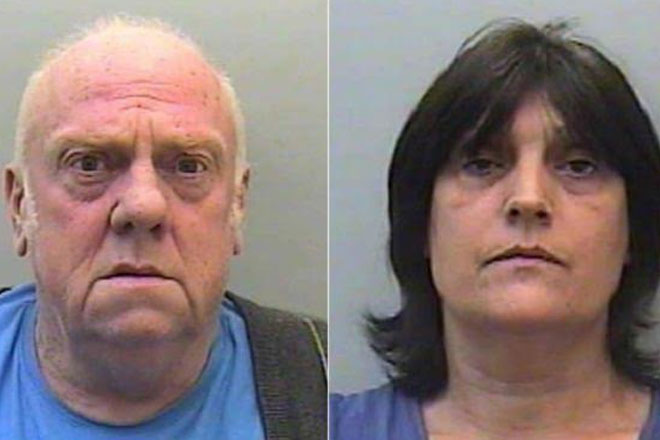 Fred West friends jailed for sexually abusing children