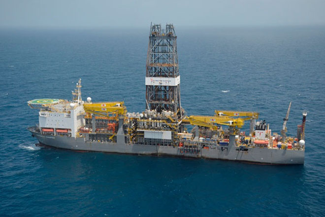 Guyana says oil discovered in offshore block