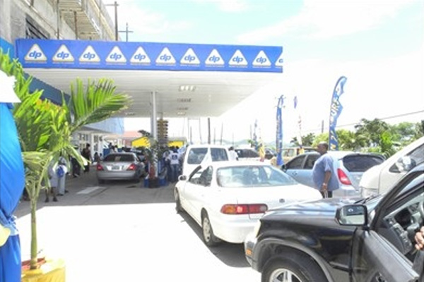 Delta Petroleum to build bulk facility on St. Kitts