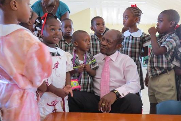 Outpouring of love and best wishes as PM Douglas celebrates another Birthday