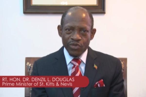 Douglas Congratulates Team Unity