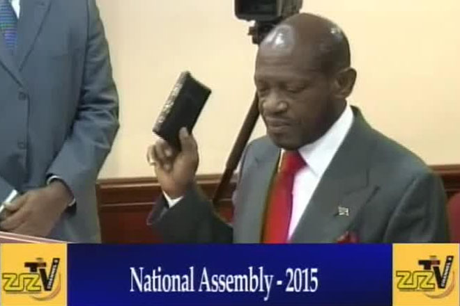 Opposition Sworn In As National Assembly Convenes