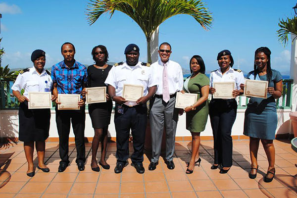 Three-day Supervisory Management course held in St. Kitts